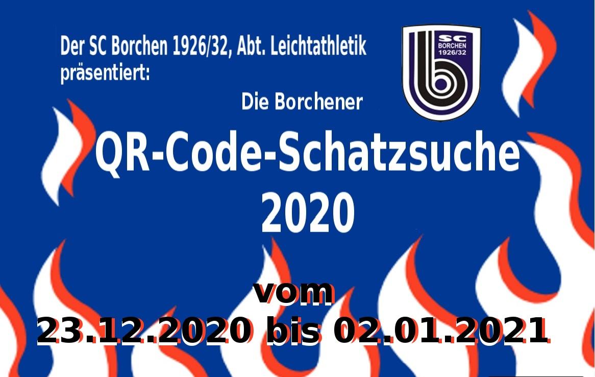1. Borchener QR-Code-Schatzsuche 2020