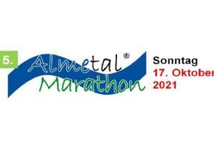 Anmeldung zum 5. Almetal-Marathon ist freigeschaltet