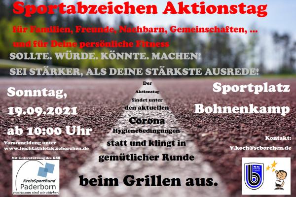 Sportabzeichen Aktionstag
